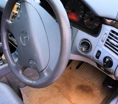 mercedes e320 keys